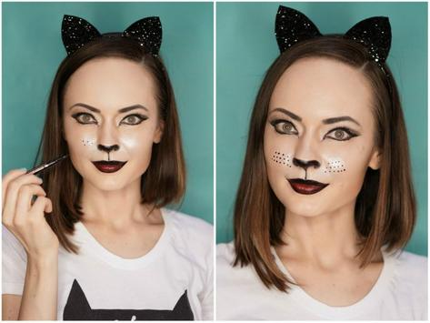 Cat Makeup Tutorial screenshot 3