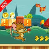 Jerry Amazing Run jungle adventure icon