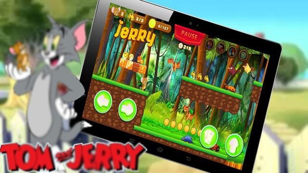Jerry Amazing Run jungle adventure screenshot 1