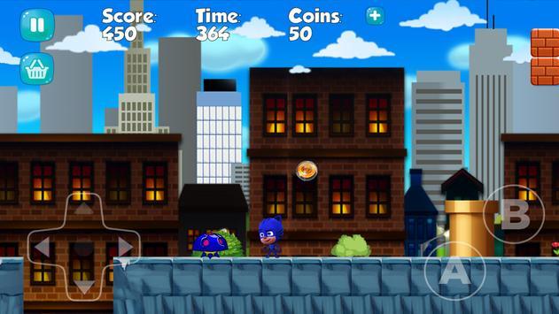 Pj super mask city screenshot 3