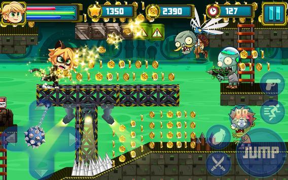 Super Cat Girls Platform screenshot 7