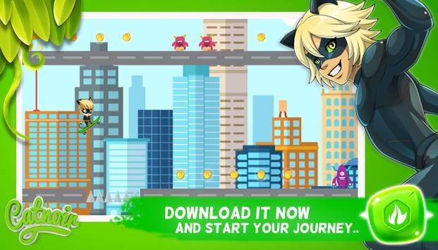 🐱 Super Pet Chat Noir - Chibi screenshot 11