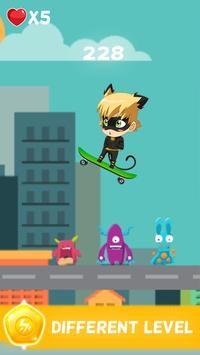 🐱 Super Pet Chat Noir - Chibi screenshot 1