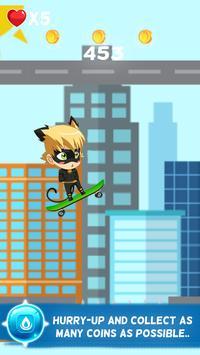 🐱 Super Pet Chat Noir - Chibi screenshot 2