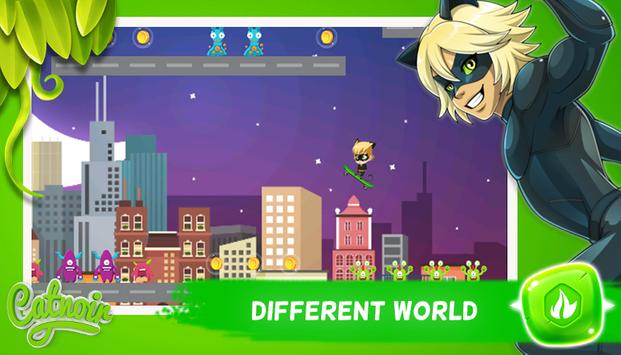 🐱 Super Pet Chat Noir - Chibi screenshot 5