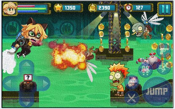 Super Cat Girls Warrior screenshot 11