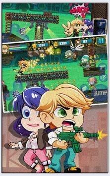 Super Cat Girls Warrior screenshot 1