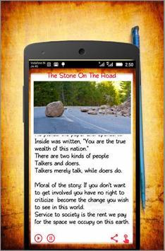 Inspirational Stories screenshot 2