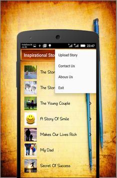 Inspirational Stories screenshot 4