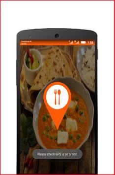 Refo - Restaurant Finder screenshot 2