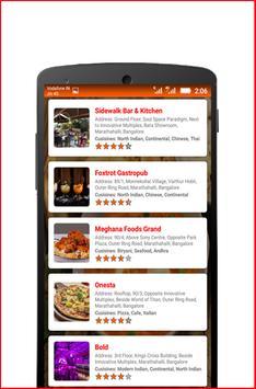 Refo - Restaurant Finder screenshot 3