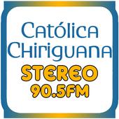 Católica Chiriguana 90.5 FM icon