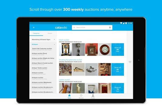 Catawiki Online Auctions apk screenshot