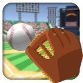 Baseball Catch the Ball icon
