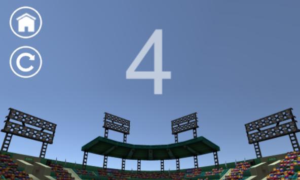 Baseball Catch the Ball apk screenshot