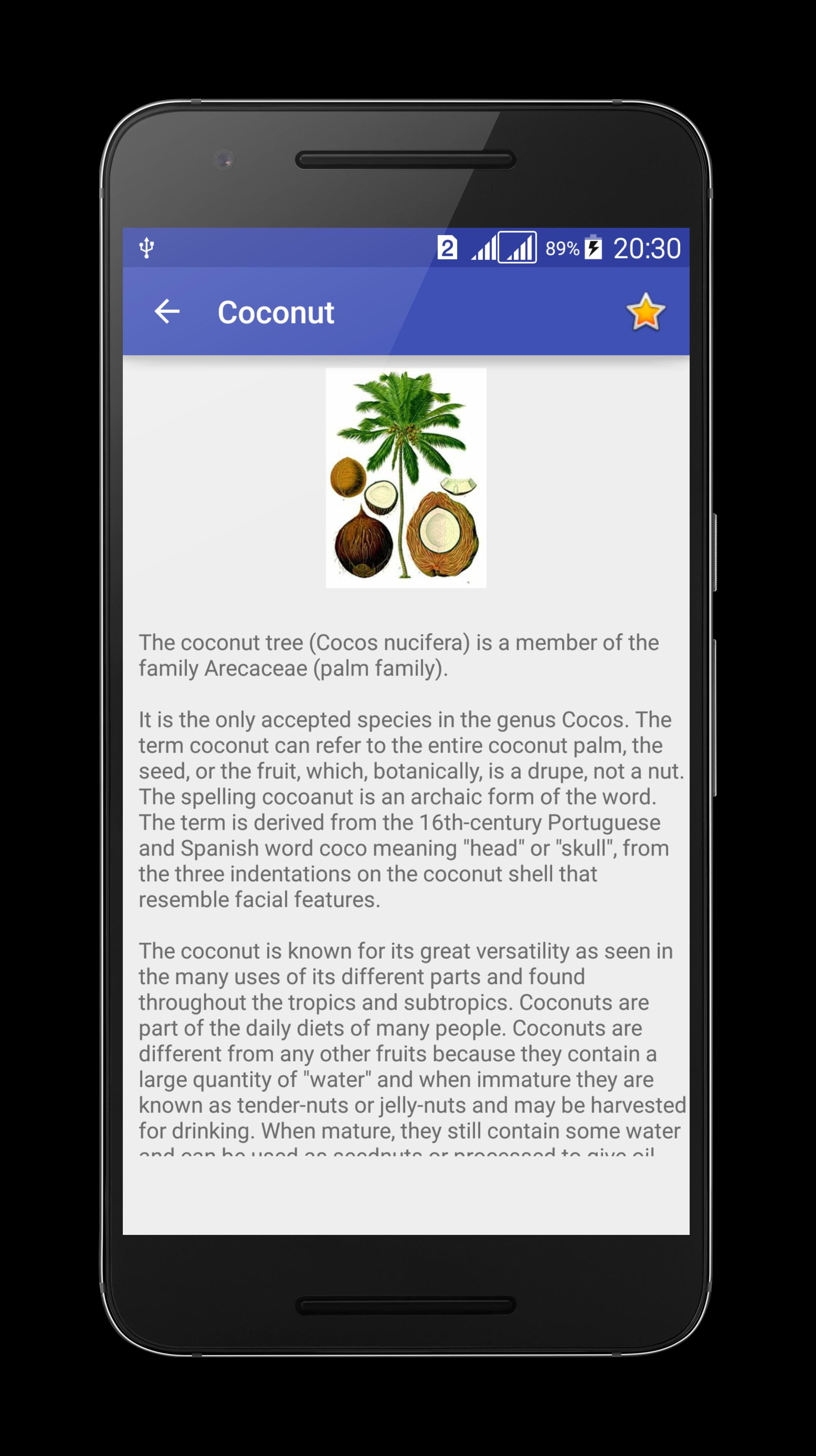 Medicinal herbs and plants for Android - APK Download