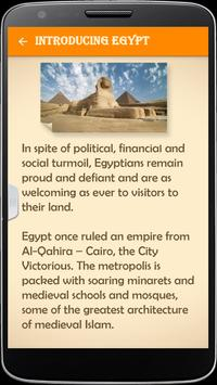 EGYPT GUIDE apk screenshot