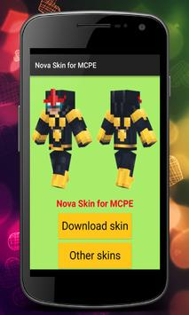Nova Skin For Minecraft APK Download Free Tools APP For Android - Skin para minecraft pe nova skins