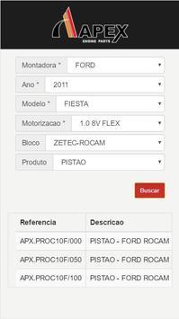 APEX - Catalogo de Aplicações screenshot 1