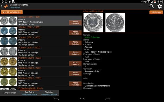 Coin Mate - The coin collecting app screenshot 20
