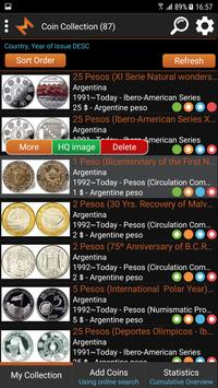 Coin Mate - The coin collecting app screenshot 2