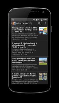 Catania News apk screenshot