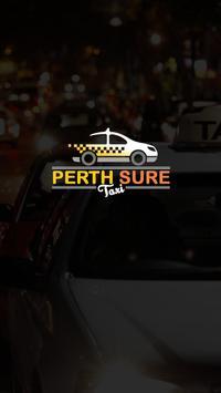 Perth Sure Taxi poster