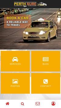 Perth Sure Taxi screenshot 1