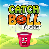 Catch Ball Bucket icon