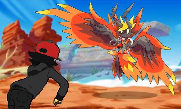 Catch Monster Pixelmon Go screenshot 5