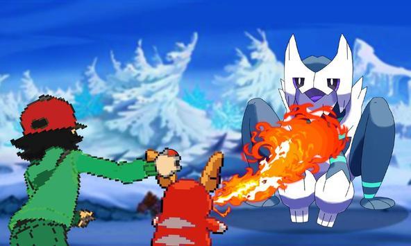 Catch Monster Pixelmon Go screenshot 6
