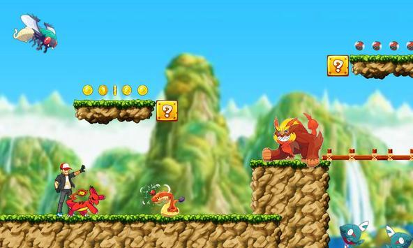 Catch Monster Pixelmon Go screenshot 7