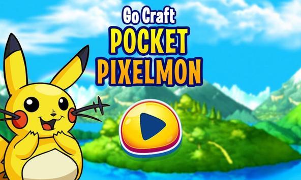 Go Craft: Pocket Pixelmon apk screenshot