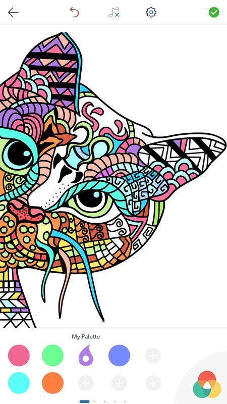 Dibujos De Gatos Para Colorear For Android Apk Download
