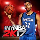 MyNBA2K17 icono