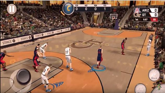 Guide For NBA 2K17 & Tips screenshot 11