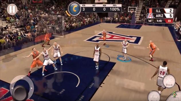 Guide For NBA 2K17 & Tips screenshot 1