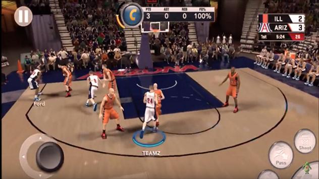 Guide For NBA 2K17 & Tips screenshot 3
