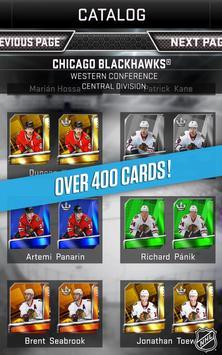 NHL SuperCard 2K17 captura de pantalla de la apk