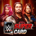 WWE SuperCard – Multiplayer Card Battle Game aplikacja