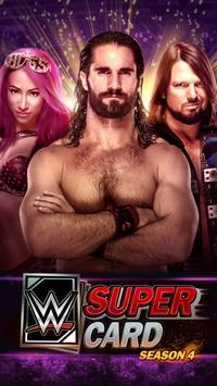 WWE SuperCard – Multiplayer Card Battle Game poster