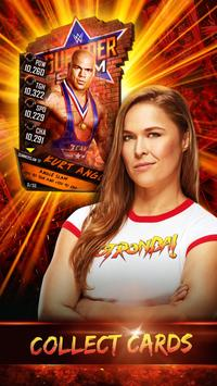 WWE SuperCard – Multiplayer Card Battle Game apk screenshot