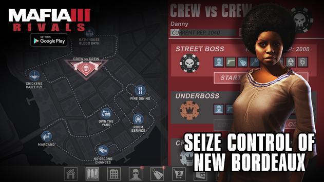 Mafia III: Rivales Poster
