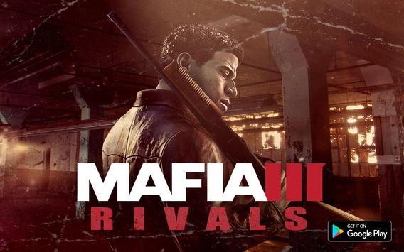 Mafia III: Rivales captura de pantalla de la apk