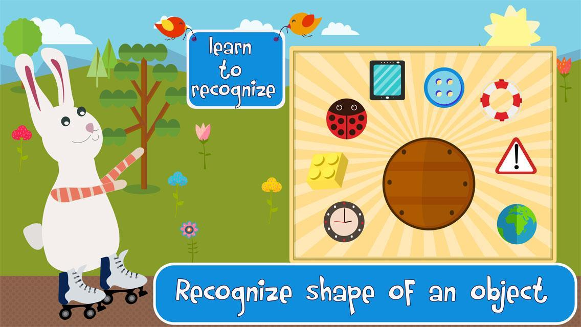 Shapes And Colors Educational Games For Kids For Android