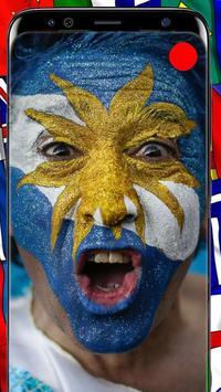 World Cup Filters screenshot 2