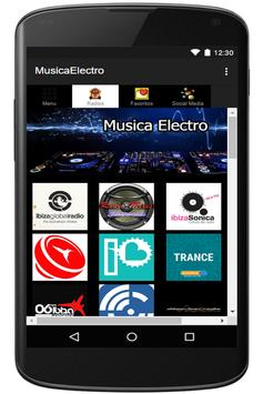 Musica Electronica Gratis screenshot 1