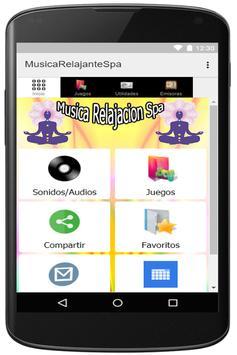 Musica Relajante spa para Escuchar y Meditar Zen poster