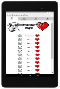 Como Enamorar A Una Mujer screenshot 16