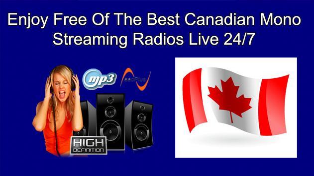 Flow 103 Canada Radio Player App screenshot 12